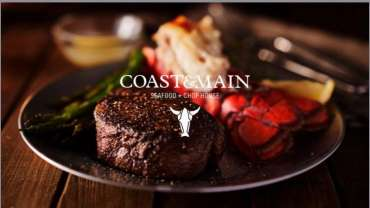 Culinary Coasts Collide with Coast and Main